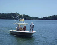 Good Fellows sport fishing charter boat